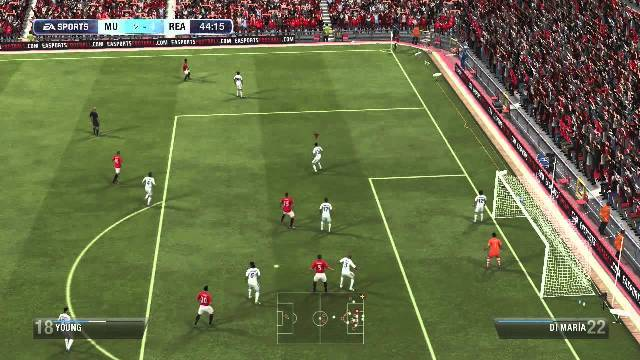 Download FIFA 13 PC Games Gameplay