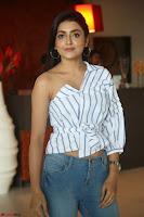 Avantika Mishra in One Shoulder Crop Top and Denim Jeggings ~  Exclusive 014.JPG