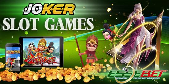 Slot game online