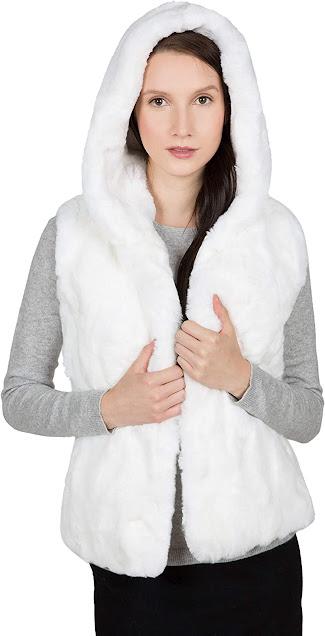 Good Quality Women's Real Fur Vest