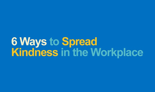 Spreading kindness at your workplace