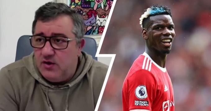 'Turin is still in his heart': Mino Raiola provides update on Paul Pogba's future