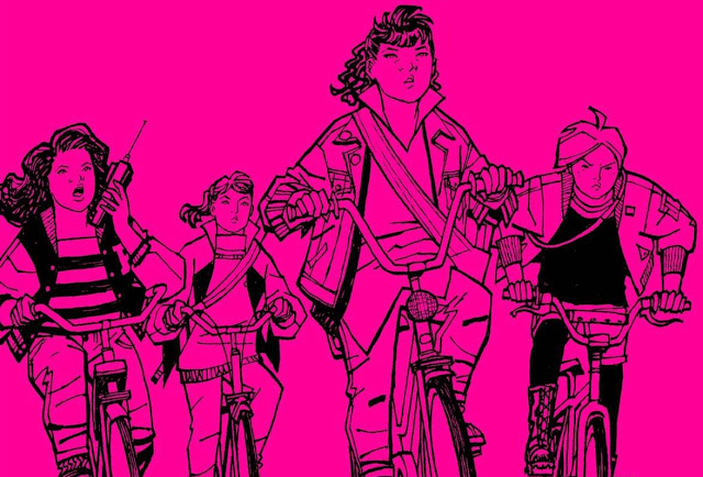 Paper Girls Amazon