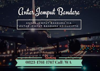 Antar Jemput Yogyakarta Internasional Airport (YIA) Kulonprogo dan Bandara Adisucipto