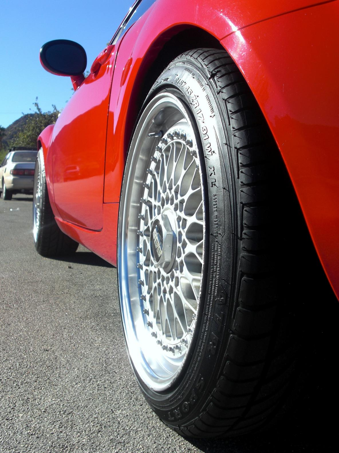 Maverik Corner Mx5 Mx5 Wheel Corner Bbs Rs 17