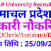 Dr. YSP University of Horticulture & Forestry Nauni (Solan) Recruitment 2019