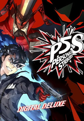 Capa do Persona 5: Stickers — Deluxe Edition