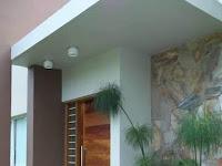 46 Desain Pintu Masuk Rumah Yang Indah dan Kreatif