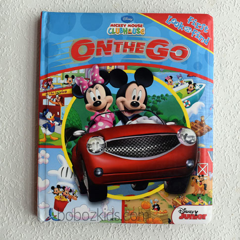 Mickey Mouse Club House Books in Port Harcourt, Nigeria