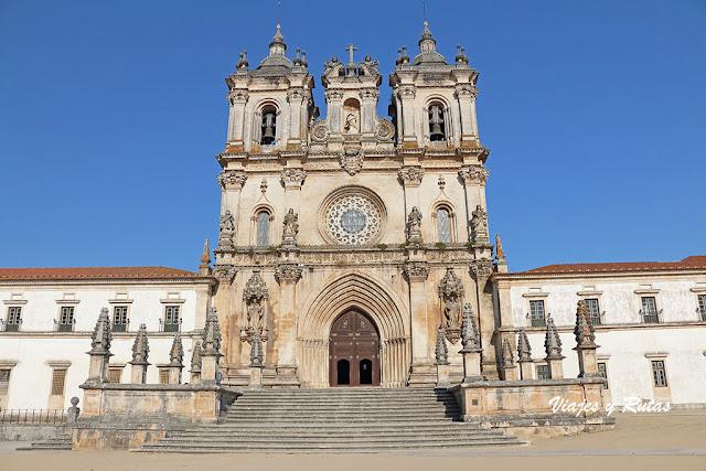 Iglesia del Monasterio de Alcobaça