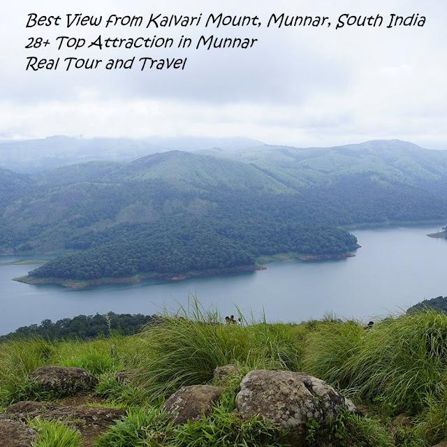 Munnar Attractions :  Kalvari Mount Munnar