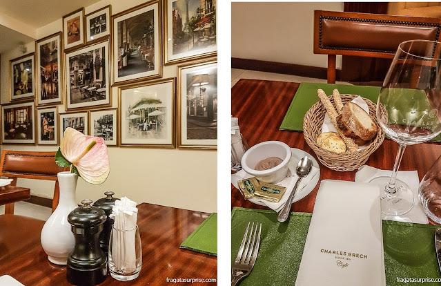 Restaurante em Malta: Charles Grech Bistro