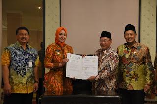 Bupati Faida Apresiasi UIN Sunan Ampel Surabaya Datang di Jember