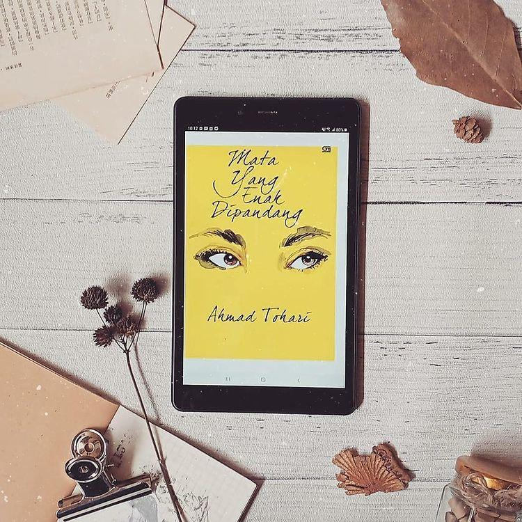 Review Buku : Mata yang enak dipandang