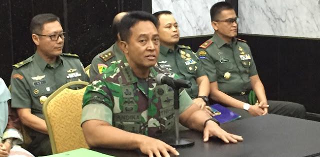 Fadli Zon: Lebih Pas Andika Perkasa Jadi Panglima TNI, Bukan Wakil Panglima