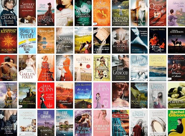 Las 100 mejores novelas románticas de RNR 1
