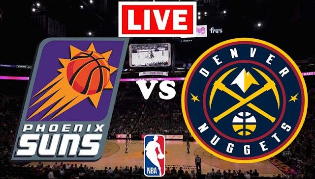 EN VIVO | Phoenix Suns vs. Denver Nuggets | Playoffs de la NBA, Semifinales de Conferencia ¿Dónde ver gratis el partido online en internet?