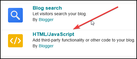html-javascript-widget-in-blogspot-blog