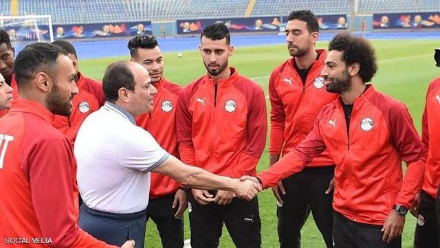 بعد توصية السيسي بمدير فنى مصرى للمنتخب .. تعرف على اسم المدرب الجديد