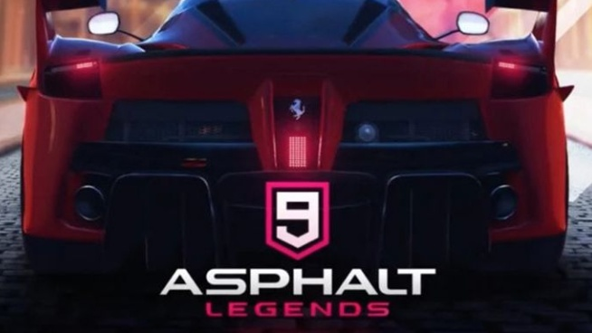 Ashpalt 9 legends