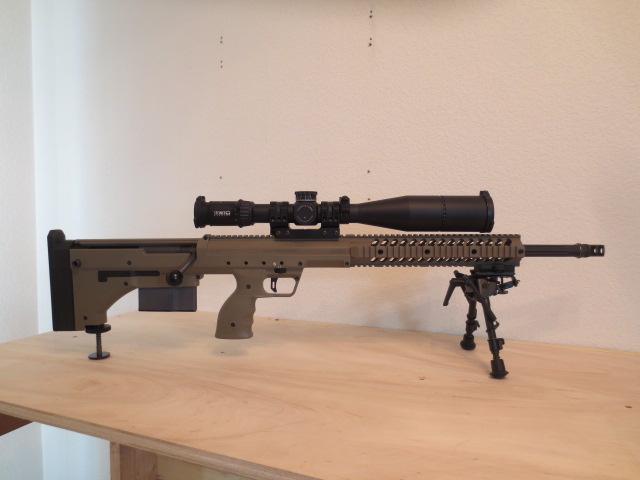 The Gundivas Review Desert Technology Srs A1precision Rifle