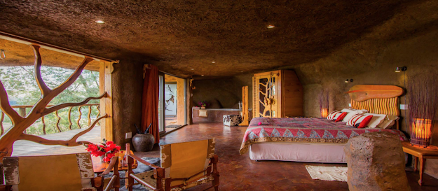 Cave hotel South Africa