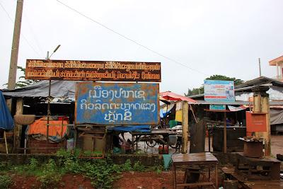 Market Talat Dao Heung (Pakse)