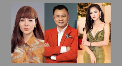 Tự Long, Thu Quỳnh, Thanh Hương… trượt khỏi VTV Awards 2021