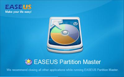 تحميل برنامج تقسيم الهارد الداخلى والخارجى EaseUS Partition 2020