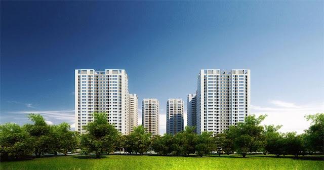 Phối cảnh dự án chung cư Số 1 Trần Thủ Độ