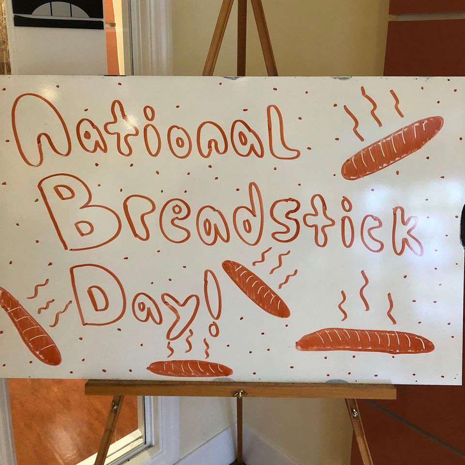 National Breadstick Day Wishes Pics