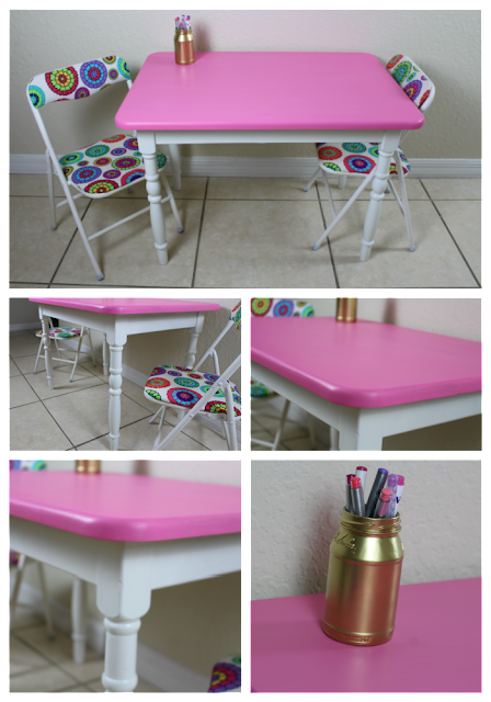 Makeover Table