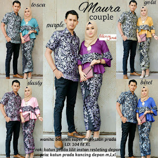 Batik Maura Couple