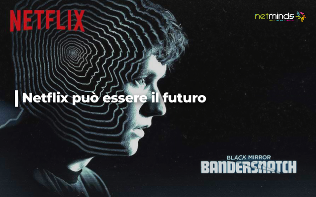 Black Mirror: Bandersnatch film interattivo