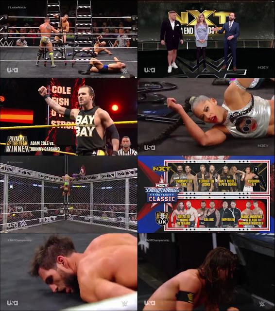 WWE NXT 01 January 2020 480p WEBRip