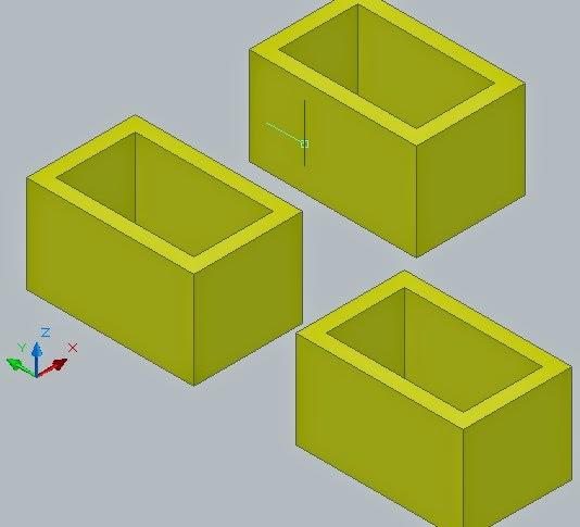 Cara Memindahkan Object di AutoCAD