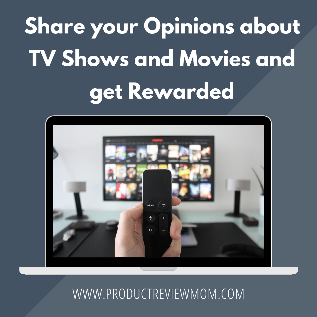 Share your Opinions about TV Shows and Movies and get Rewarded