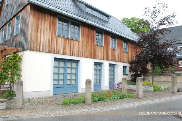 Obercunnersdorf drzewo dom