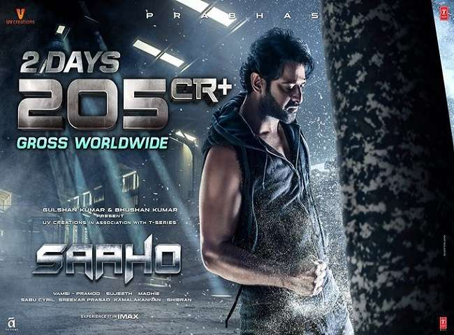 Saaho Box Office Worldwide Collection