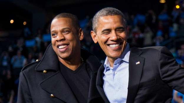 Barack Obama Gives Heartfelt Introduction as Jay Z Becomes First Hip-Hop Artist in Songwriters Hall of Fame
