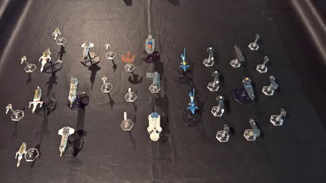 Miniature Spaceships