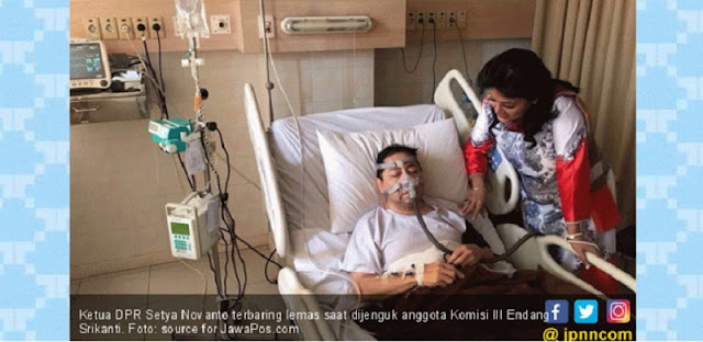 RS Tempat Novanto Dirawat Mendadak Dijaga Ketat, Ada Apa?
