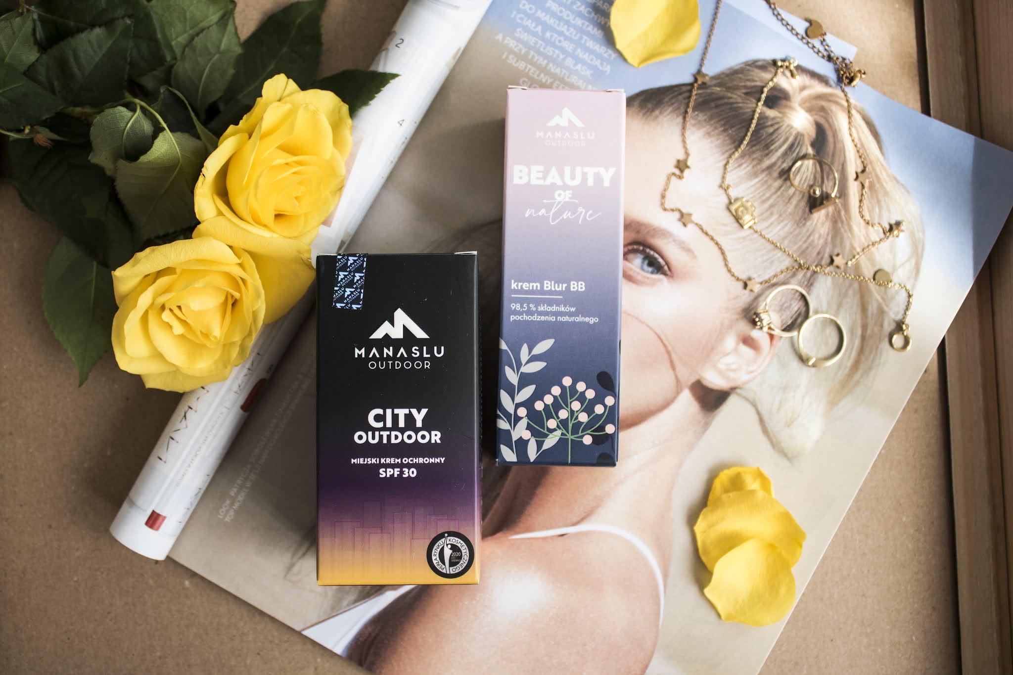 Manaslu outdoor - naturalne kosmetyki z filtrem SPF