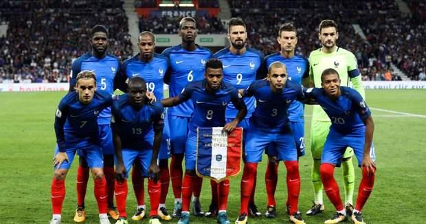 Prancis Piala Dunia 2018