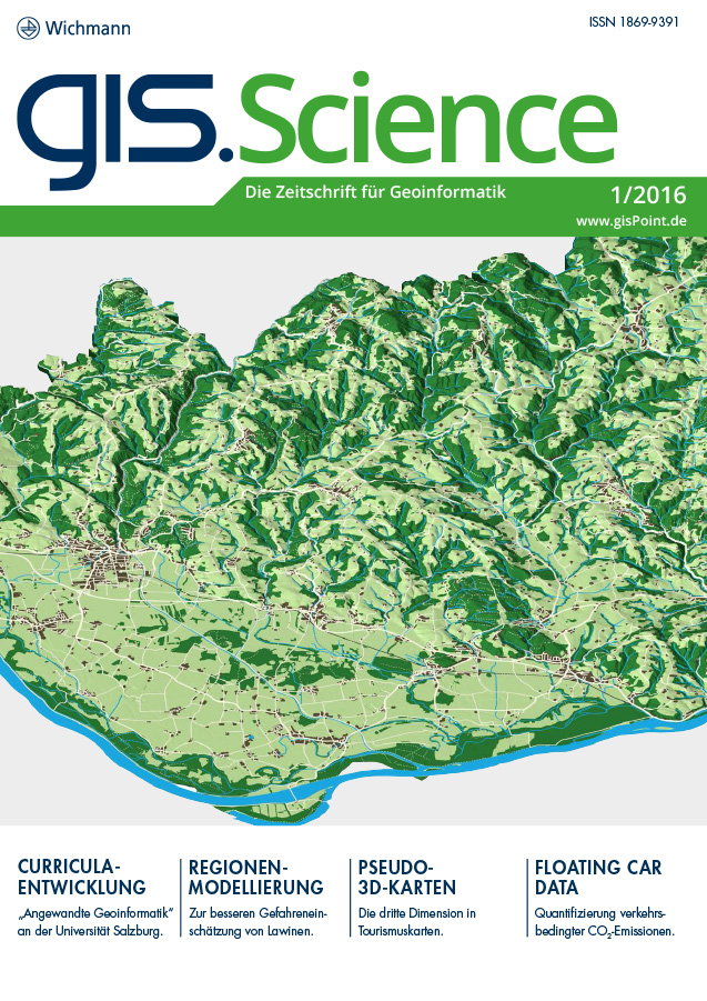 The Relationship of GI Science to GIS