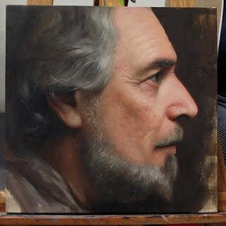 hiperrealistas-pinturas-de-hombres hombres-pintados-estilo-hiperrealismo