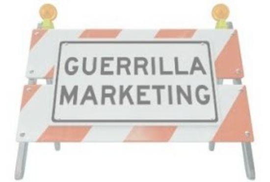 Definition of Guerilla Marketing