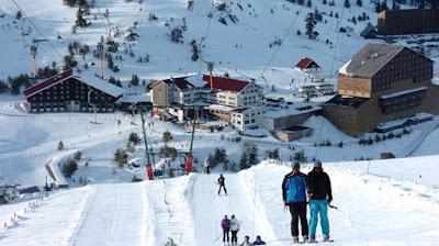 اجمل المناطق الثلجية بتركيا 1