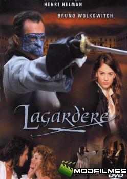 Capa do Filme A Espada Da Vingança