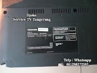service tv lippo karawaci